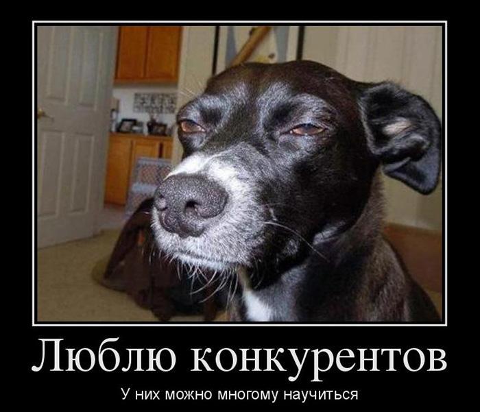 """Конкурентный анализ от """"Комплето"""""""